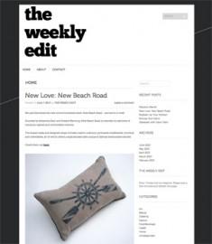 The Weekly Edit